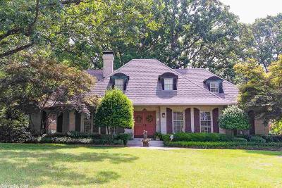 Little Rock Single Family Home For Sale: 705 Gillette Drive