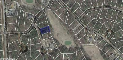 Hot Springs Village Residential Lots & Land For Sale: 5 Vuelta Lane