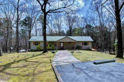 Single Family Home For Sale: 1200 Cove Creek