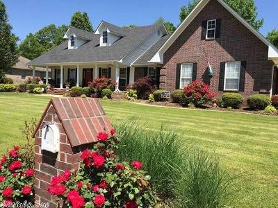 Morrilton Single Family Home For Sale: 30 Country Lane Lane