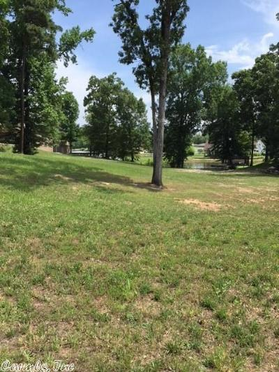 Hot Springs AR Residential Lots & Land New Listing: $275,000