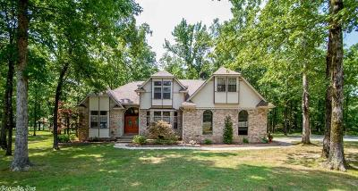 Little Rock Single Family Home For Sale: 1900 Lawson Oaks Drive