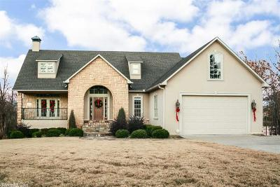 Cabot Single Family Home New Listing: 13 Cypress Creek Drive