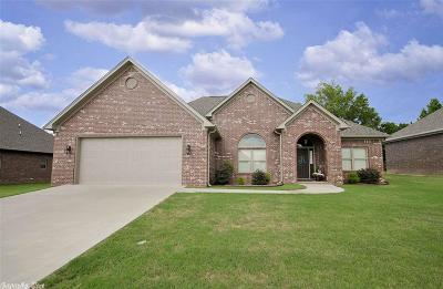 Conway Single Family Home New Listing: 1820 Josh Drive