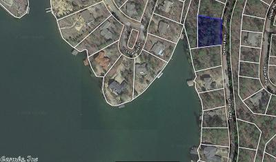 Hot Springs Village AR Residential Lots & Land New Listing: $45,000