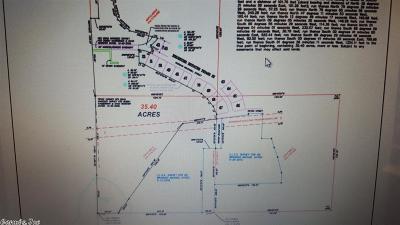 Paragould Residential Lots & Land For Sale: 35 Acres +/- Register Estates