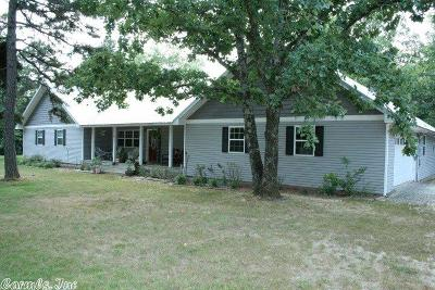 Heber Springs Single Family Home For Sale: 70 Quail Hollow Cove