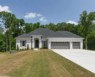 Maumelle Single Family Home For Sale: 122 Eagle Ridge Drive
