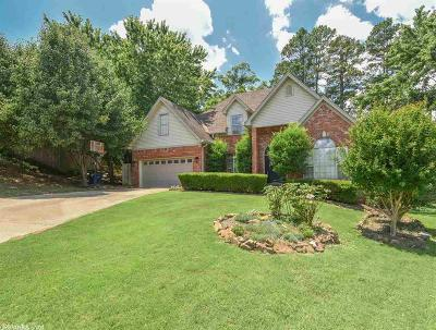 Maumelle Single Family Home New Listing: 108 Cannes Court