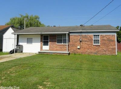 Paragould AR Single Family Home For Sale: $54,500