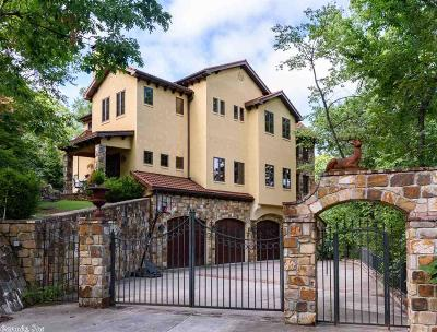 Little Rock Single Family Home New Listing: 4001 Oakwood