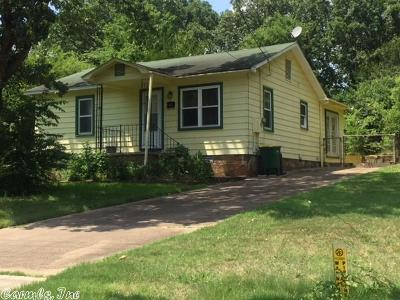 North Little Rock Single Family Home New Listing: 1005 W 54th