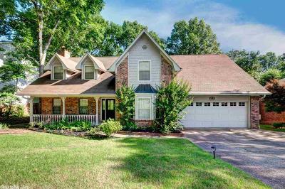 Little Rock Single Family Home New Listing: 15 Bergerac Lane