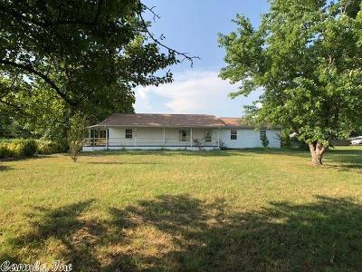 Beebe Single Family Home For Sale: 608 E Dewitt Henry Drive