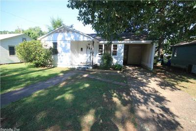 Little Rock Single Family Home New Listing: 1906 S Grant