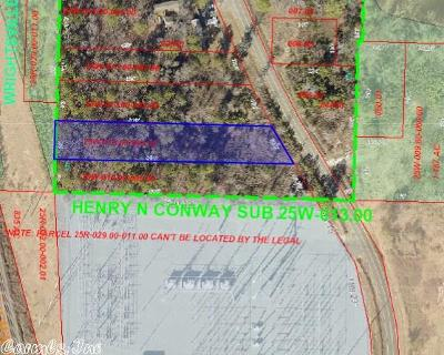 Pulaski County, Saline County Residential Lots & Land For Sale: 19115 Hwy 365