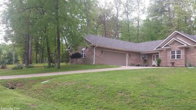 Garland County Single Family Home New Listing: 206 Scenic Drive