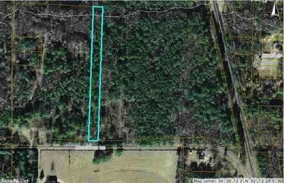 Pulaski County, Saline County Residential Lots & Land For Sale: 5500 McDonald Road