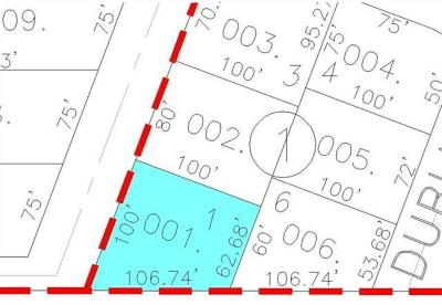 North Little Rock Residential Lots & Land New Listing: 100 Shamrock Drive