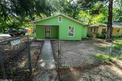 Little Rock Single Family Home New Listing: 2222 S Tyler Street