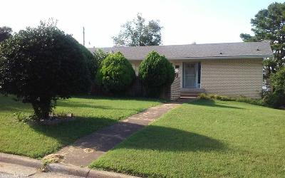 Little Rock Single Family Home New Listing: 6200 Shirley