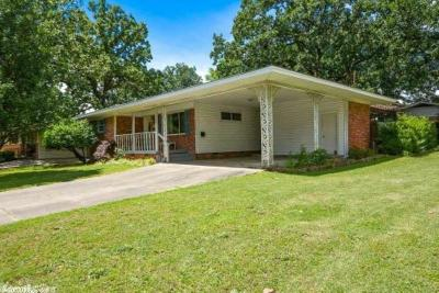 North Little Rock Single Family Home Price Change: 1 La Vista Drive #1 La Vis