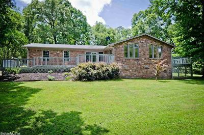Hot Springs AR Single Family Home New Listing: $229,900