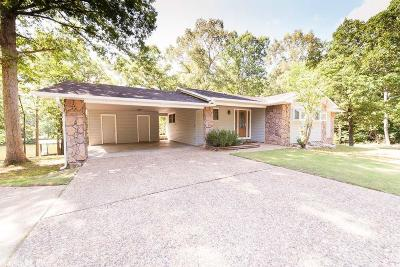 Garland County Single Family Home For Sale: 249 Scenic