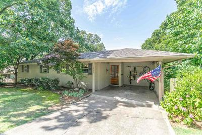Little Rock Single Family Home For Sale: 6925 Kingwood Road