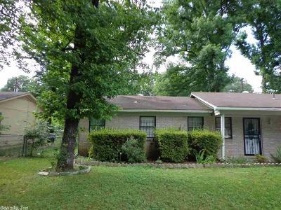 Little Rock AR Single Family Home New Listing: $79,800