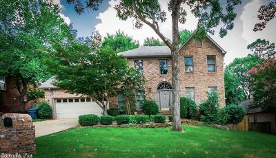 Little Rock Single Family Home New Listing: 4117 Bear Tree Drive