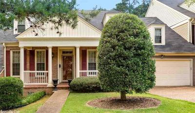 Little Rock AR Condo/Townhouse New Listing: $249,900
