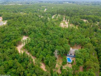 Hot Springs AR Residential Lots & Land New Listing: $175,000