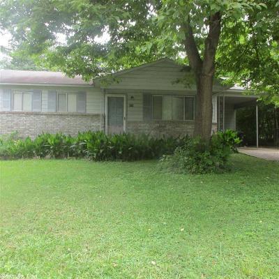 Little Rock AR Single Family Home New Listing: $45,000