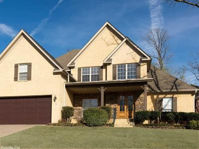 Little Rock Single Family Home New Listing: 103 Blackburn Drive