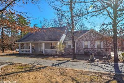 North Little Rock Single Family Home Back On Market: 10123 Panther Mountain Road