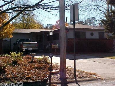 Little Rock Single Family Home Under Con. Before Listed: 9011 Cloverhill Road
