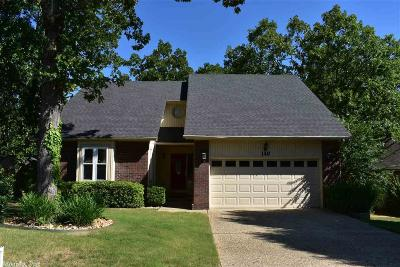 Maumelle Single Family Home New Listing: 140 Apple Blossom Loop