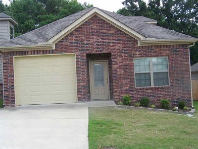 Hot Springs AR Single Family Home New Listing: $141,900