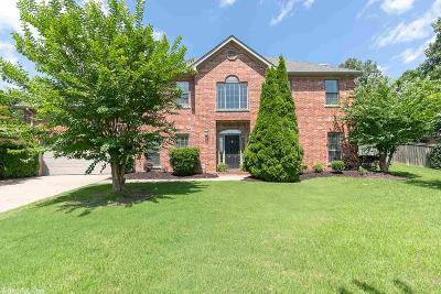 Little Rock Single Family Home New Listing: 8 Cypress Point