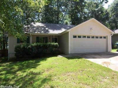 Little Rock AR Single Family Home New Listing: $148,000
