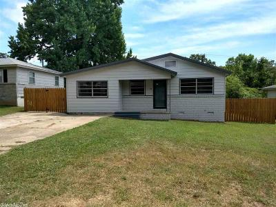 North Little Rock Single Family Home New Listing: 14 Oakview Drive