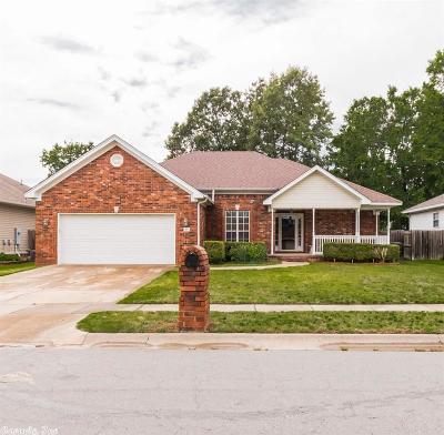 Little Rock AR Single Family Home New Listing: $166,900