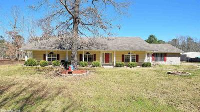 Hensley AR Single Family Home Under Contract: $209,900