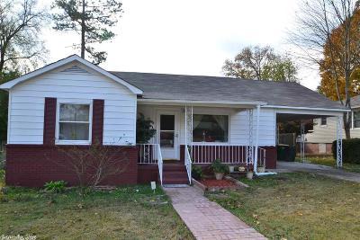 North Little Rock Single Family Home New Listing: 324 W L Avenue
