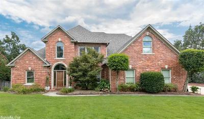 Little Rock Single Family Home New Listing: 7 Chambord Lane