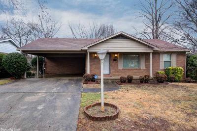 Little Rock AR Single Family Home New Listing: $145,000
