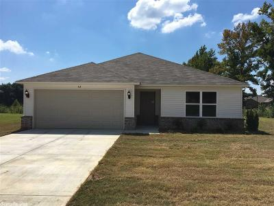 Single Family Home New Listing: 32 Oakland Circle #Lot 12 O