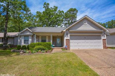 Maumelle Single Family Home For Sale: 27 Oak Ridge Drive