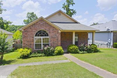 Single Family Home For Sale: 616 Atkins Road